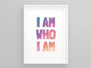 Feminist-Art-I-Am-Who-I-Am-Activism-Art-Modern-Empowering-Print-Poster
