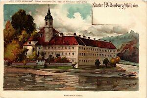 CPA-AK-Kloster-Weltenburg-bei-Kelheim-GERMANY-879504