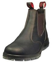 Redback Usbok Work Boots Safety Steel Cap Work Boots