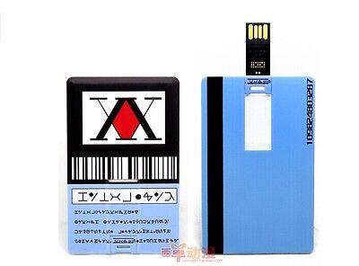 Hot HUNTERxHUNTER DXF Hisoka Japanese 4G USB Modem Aircard Flash Memory Drive
