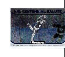 2016-17 Parkhurst NHL Centennial Salute #S2 Bobby Orr - Boston Bruins HOF