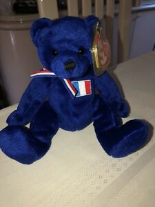 ty beanie babies extremely rare Mascotte