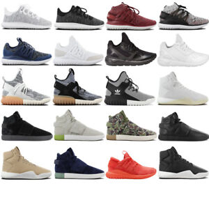 Adidas-Originals-Tubular-Sneaker-Chaussures-De-Sport-Loisirs-Low-Mid-High-SALE