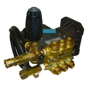 """4000 psi AR POWER PRESSURE WASHER Water PUMP replacement RSV33G31D-F40  1/"""" Shaft"""