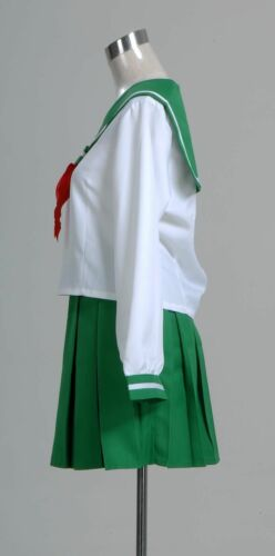 New Inuyasha Kagome Higurashi Cosplay Costume