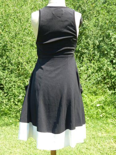 Bianco Marithe Tbe 40 I Black 36 § F Girbaud Taglia Francois Dress Xa4qW