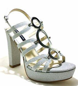 Caricamento dell immagine in corso LUCIANO-BARACHINI-scarpe-sandali-donna -liu-gioiello-decolte- 0c843874469