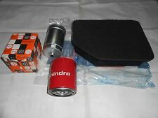 GENUINE OE AIR OIL & FUEL FILTER KIT FOR MAHINDRA XUV500 MAHINDRA GENIO AND XYLO