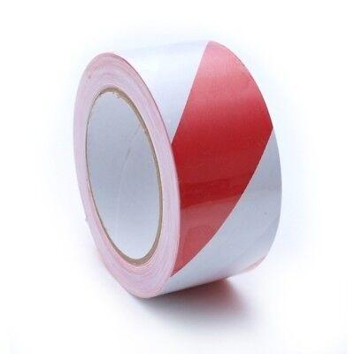 Baugewerbe Tv, Video & Audio Diszipliniert Warnband 510-50rw 50mm Signalband Warnband Rot Weiß Rotweiß Markierungsband Hell In Farbe