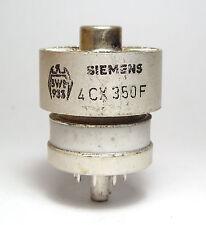 Sende-Röhre / Senderöhre 4CX350 F / 4 CX 350 F, Transmitting Triode Tube