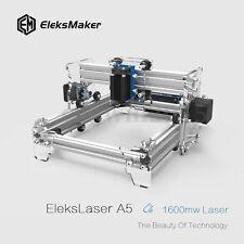 EleksMaker EleksLaser-A5 Pro 1.6W DIY Violet Laser Engraving Machine CNC Printer