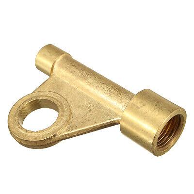 105Z57 Brass Welding Tig Torch Power Cable Adapter WP 17 Weld Gun
