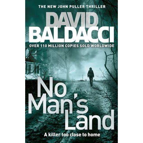 No Man's Land (John Puller series), Baldacci, David , Good | Fast Delivery