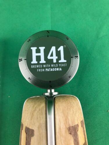 "Heineken Wild Lager H41 Limited Rare Compass 14.5/"" Beer Keg Tap Handle"