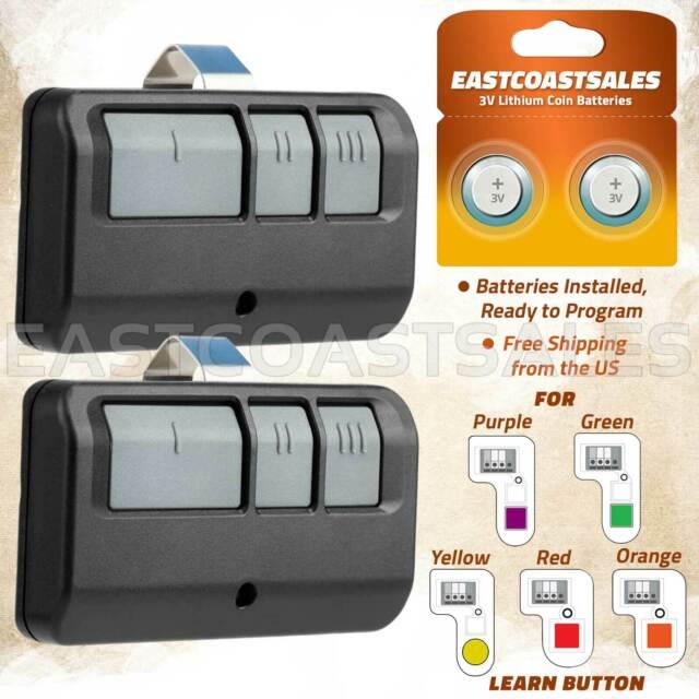 Chamberlain Garage Door Opener Remote 953cb For Sale Online Ebay