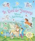 Im Land der Feenponys: Mein Stickerbuch von Lesley Sims und Suzanna Davidson (2016, Taschenbuch)
