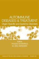Annals of the New York Academy of Sciences: Autoimmune Diseases and Treatment...
