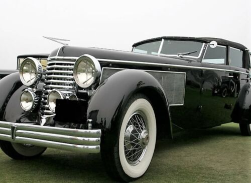 1-Auburn-Cord-Duesenberg-24-Exotic-Vintage-Antique-Car-Rare-12-Concept-18-Black