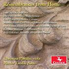 Remembrances from Home (CD, Sep-2010, Centaur Records)