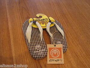 7fdd7fcc09f Details about Boy s Ocean Minded kids flip flops thongs sandals scholar  crocs J3 5 NEW OM605