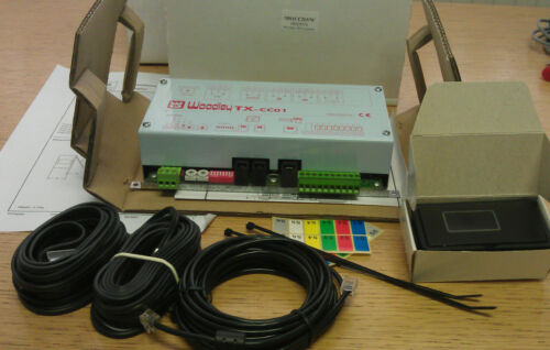WP080Z8079 WD0227 TX-CC01 Case//Coldroom Controller With Kit Danfoss Woodley