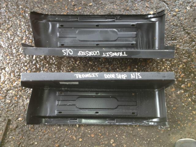 Ford Transit 1 x Pair of Door Step well repair panels 86-2000 Mk 3  4 5 New Gen