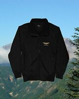 Goldwing Jacket With Embroidered Logo On Front 4.5 Inches Wide.. Tee Shirts Too