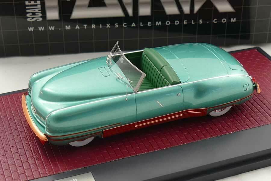 Chrysler Le Canardeur Concept 1941-mx20303-031 - Matrice 1 43