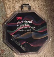 "3M Scotchcal Pin Striping Tape #72316-5/16"" x 150' - Black Stardust"