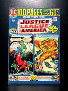 COMICS-DC-Justice-League-of-America-115-1975-100-pages-RARE