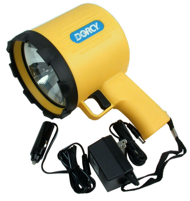 Dorcy 1 Million Candle Power Rechargeable Spotlight For Sale Online Ebay