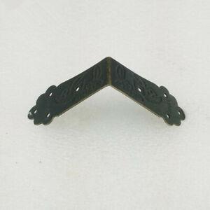 4PCS Hardware Corner protector Scrapbooking Corner Brackets Protection angle