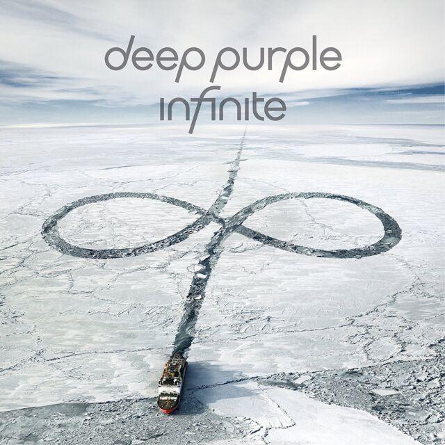 DEEP PURPLE Infinite 2017 Limited Edition CD + DVD digipak NEW/SEALED