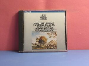 Georg-Philipp-Telemann-Concentus-Musicus-Wien-Nikolaus-Harnoncourt-CD-1984