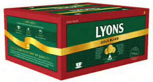 Lyons GOLD BLEND 600 1 Cup - SOLD BY DSDELTA IRE