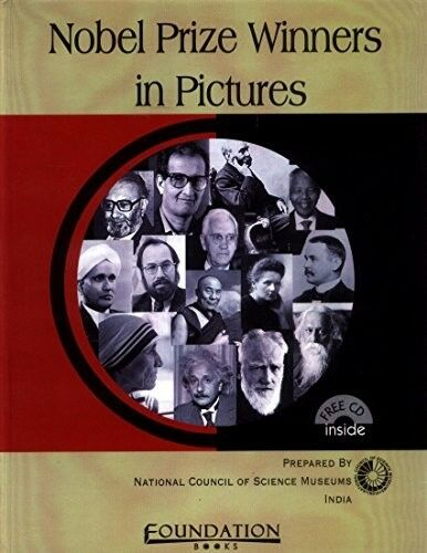 Excellent, Nobel Prize Winners in Pictures with CD-ROM, National Council of Scie