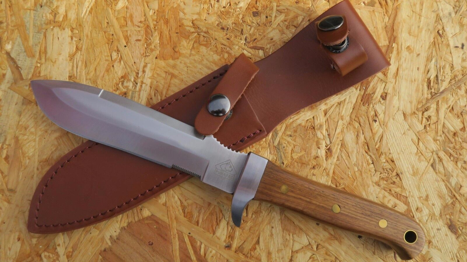 Puma TEC Jagdmesser Gürtelmesser Fahrtenmesser Jagd-Messer Outdoormesser 329416  | Online Shop Europe