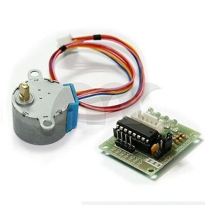 Driver Test Module Board ULN2003 For Arduino 5 Pcs DC 5V Stepper Step Motor
