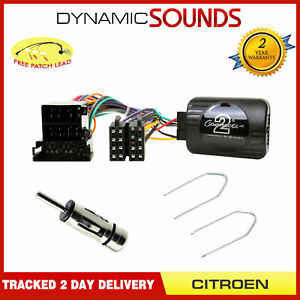 Stereo-Direction-Antenne-Cles-Extraction-Fixation-Kit-pour-Citroen-Berlingo