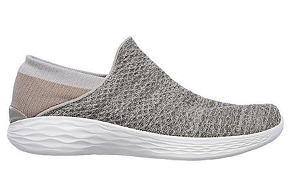 Skechers Walk You Goga Max 14951 TPE Women's shoes Sports Sneakers Slip On