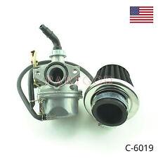 Carburetor W/ Air Filter 50 110 125cc Dirt Bike ATV Go Kart Coolster Sunl Taotao