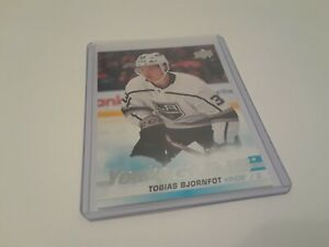 2019-20-Upper-Deck-Tobias-Bjornfot-Young-Guns-238-Rookie-Kings-YG