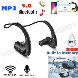 IPX8-Waterproof-Wireless-Bluetooth-Headset-Sports-Gym-Earphone-Stereo-Headphones