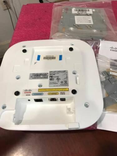 Cisco Aironet 1140 Wireless Access Point AIR-LAP1142N-A-K9 LWAPP