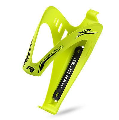 ONOGAL Portabidon RACEONE X3 Race en Silicona para Bicicleta MTB BTT Color Negro 3651