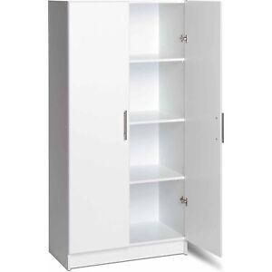 Tall Kitchen Storage Cabinet 16 x 32 x 65 inches Storage Cabinet