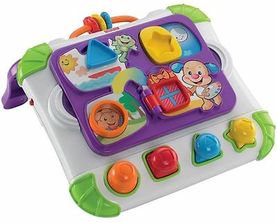 Fisher Price Centro Creativo Attivita Ridi E Impara Essere Accorti In Materia Di Denaro