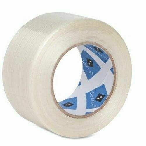 Sparco Filament Tape 2 x 60 Yards SPR64006 3-Inch Core