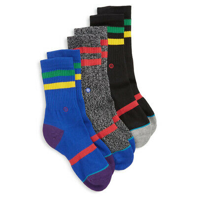 PKWY by Stance LA Clippers NBA Unisex 1-Pack Crew Socks
