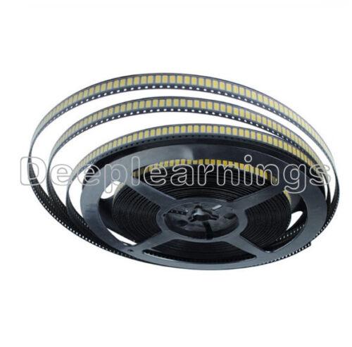 EE132 5730 White 6050-7000K LED Light Bead 50-55LM 3.3V-3.6V 50PCS 120° SMD SMT